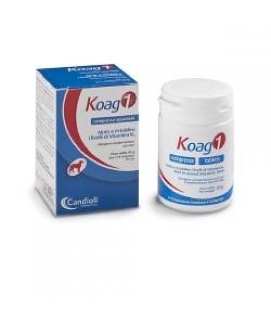 Candioli Koag 1 20 Compresse Da 2g - La tua farmacia online
