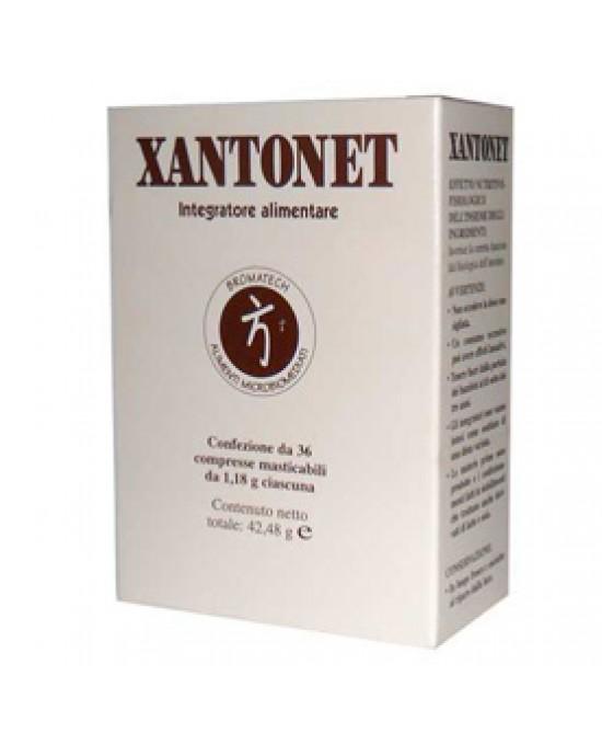 Xantonet 30cpr - Farmacento