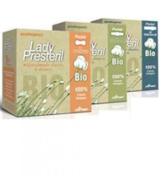 Lady Presteril Pocket Prot Bio - Farmacia 33
