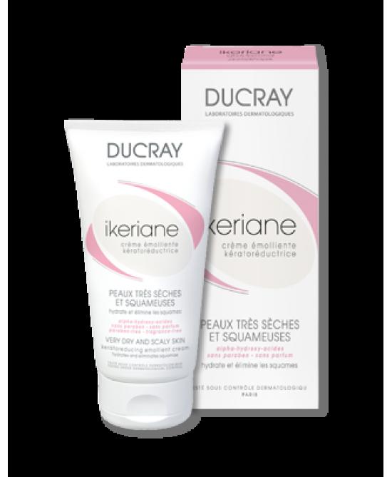Ducray Ikeriane Crema Emolliente Riequilibrante Pelle Disidratata 150 ml - La tua farmacia online
