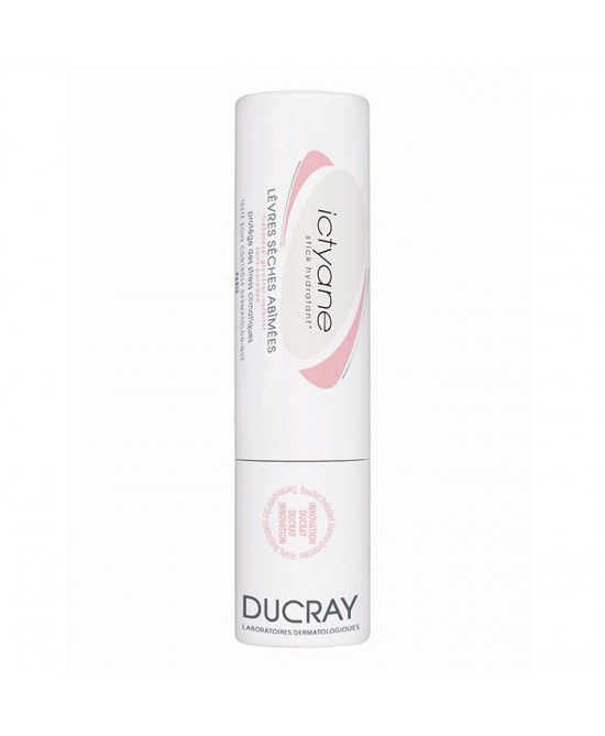 Ducray Ictyane Stick Labbra Secche e Screpolate 3 g - La tua farmacia online