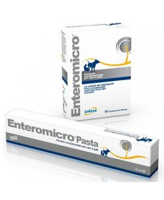Enteromicro Pasta 15ml - Farmacento