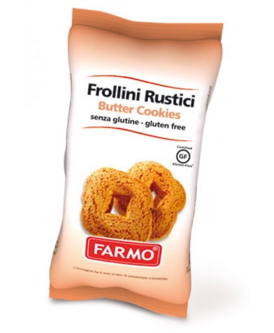Farmo Frollini Rustici Senza Glutine 30g - FARMAEMPORIO