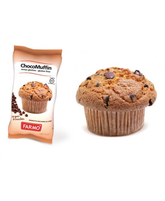 Farmo ChocoMuffin Senza Glutine 50g - FARMAEMPORIO