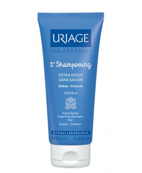 Uriage 1Er Shampooing Shampoo Delicato Extra Dolce 200ml - Farmamille
