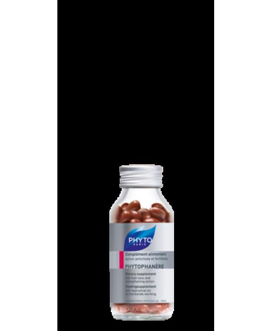 Phytophanere Integratore Alimentare Rinforzante Capelli E Unghie 90 Capsule - Zfarmacia