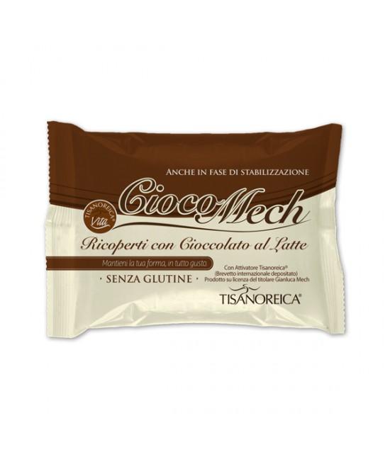 Tisanoreica Style Cioco Mech al cioccolato al latte 9 Biscotti alle Nocciole - La tua farmacia online