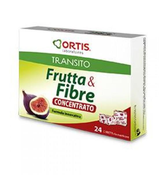 Frutta E Fibre Conc 24cub - Farmacento