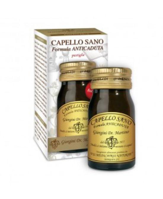 Giorgini Dr. Martino Capello Sano Formula Anticaduta Integratore Alimentare 180 Pastiglie - FARMAEMPORIO