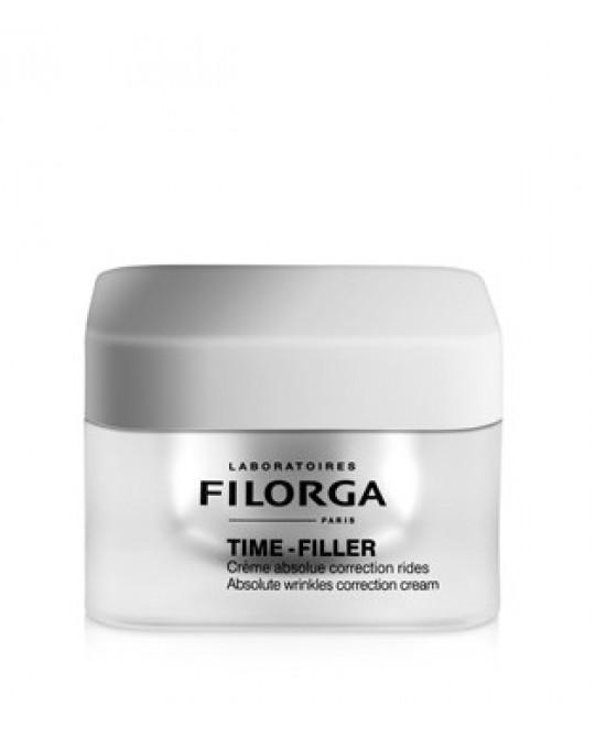Filorga Time-Filler Crema Correzione Rughe 50ml - Farmamille
