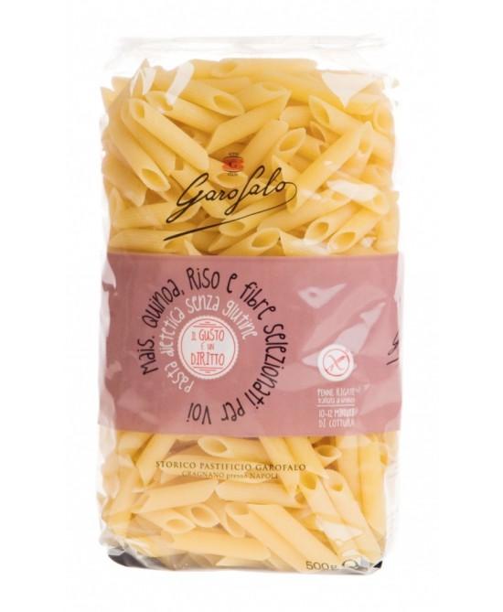 Garofalo Penne Rigate Pasta Senza Glutine 500g - FARMAEMPORIO