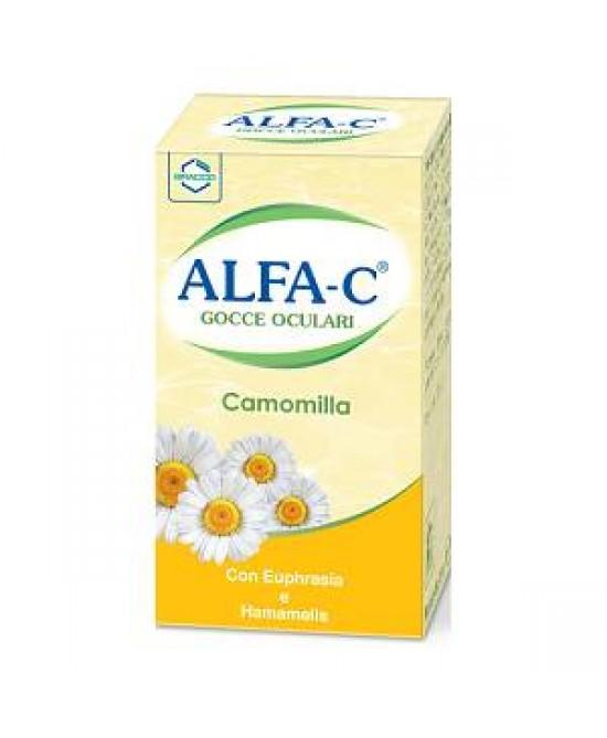 ALFA-C Gocce Oculari 10ml - FARMAEMPORIO