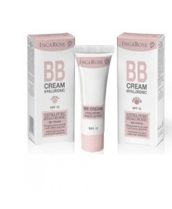 Incarose Bb Cream Hyal Light  - Farmastar.it