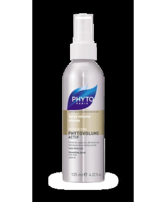 Phyto Phytovolume Actif Spray Volumizzante 125ml - Farmastar.it