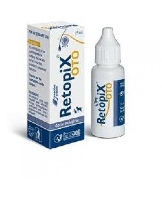 Retopix Oto Gocce Auric 15ml - La tua farmacia online