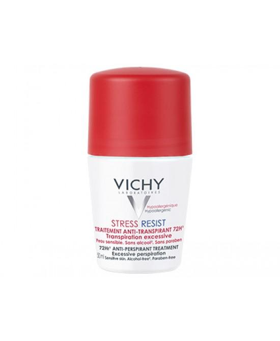 Vichy Deodorante Stress Resist Trattamento Intensivo Anti-Traspirante 72h  50ml - La tua farmacia online