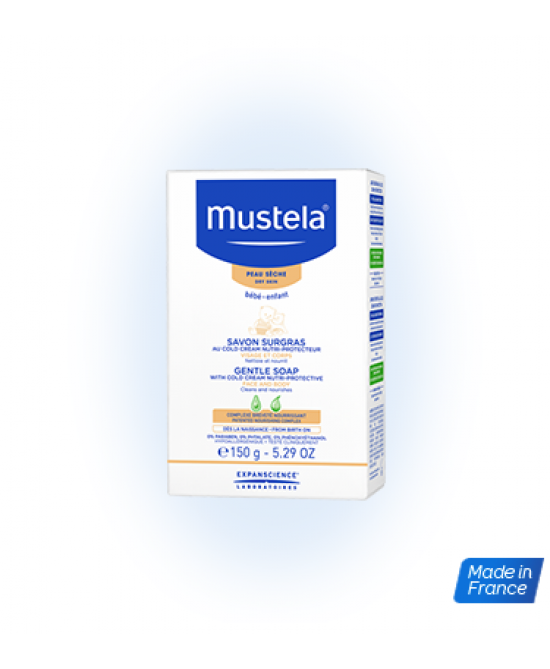 Mustela Savon Surgras Au Cold Cream 150ml - Farmacia 33