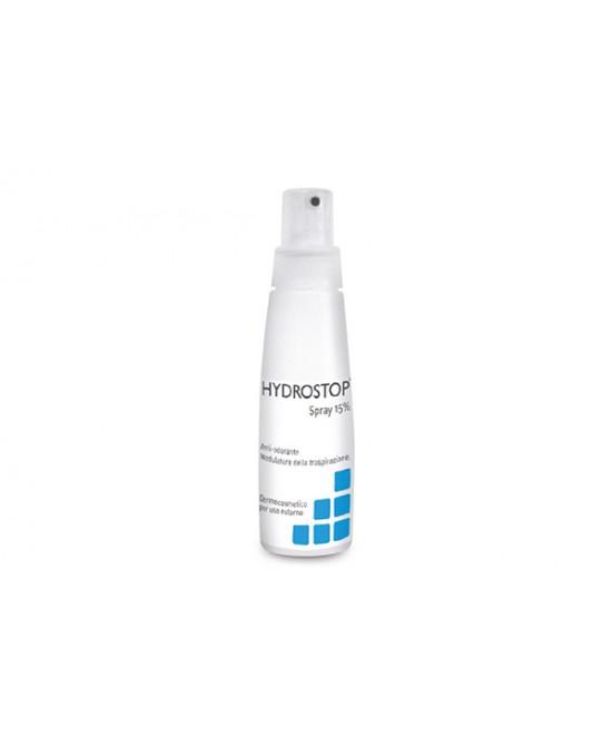 Hydrostop 15% Spray 100ml - Farmabravo.it