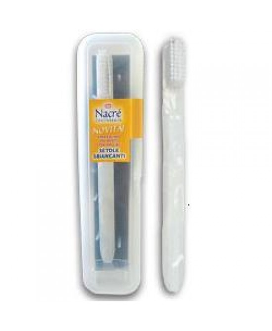Nacre' Toothbrush Spazzolino - Farmacento