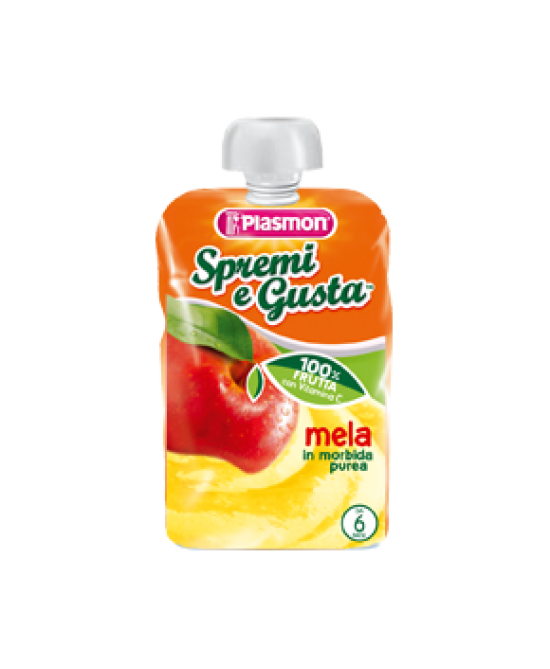 Plasmon Spremi E Gusta Mela 100ml - farma-store.it