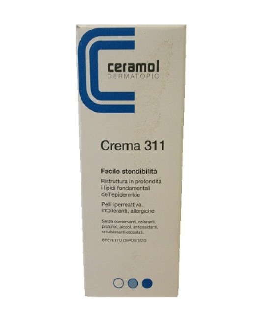 Ceramol Crema 311 75ml - Farmamille