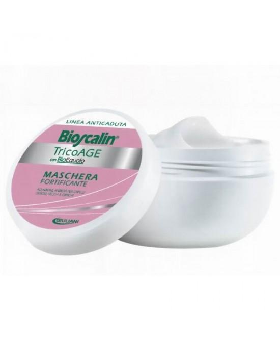 Bioscalin TricoAge Maschera Fortificante Dopo Shampoo 200ml - Zfarmacia