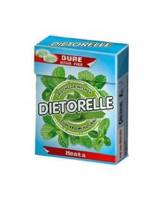 Dietorelle Dure Menta Stevia40 - La tua farmacia online