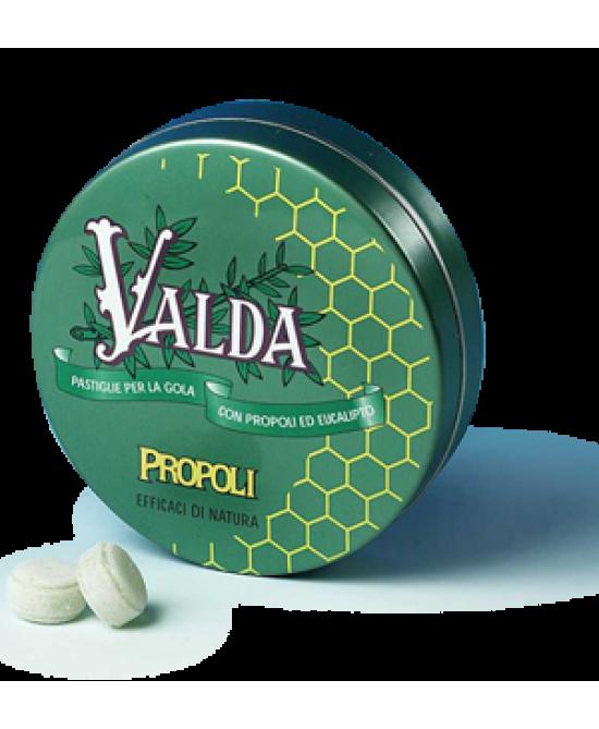 Valda Propoli Pastiglie  50g - farma-store.it