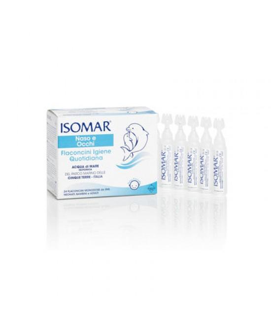 Isomar Soluzione Ipertonica 18 Fiale Da 5ml - farma-store.it