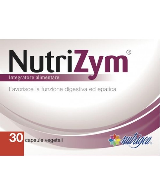 Nutrigea NutriZym 30 Capsule - Farmastar.it