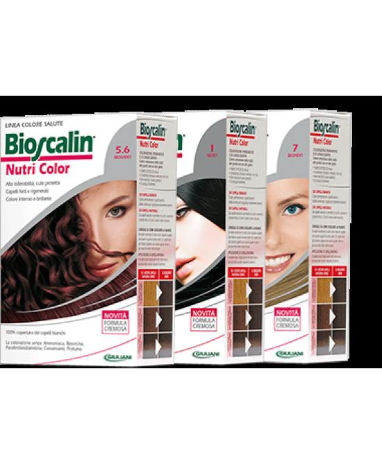 Bioscalin Nutricolor Nuance 8 Biondo Chiaro - Farmacia 33