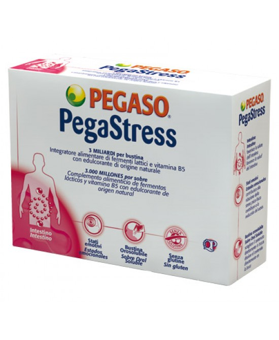 Pegastress 18bust 1,5g - Zfarmacia