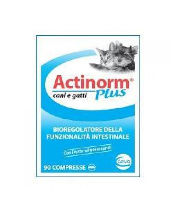 Ceva Actinorm Plus Cani E Gatti 90 Compresse - FARMAEMPORIO