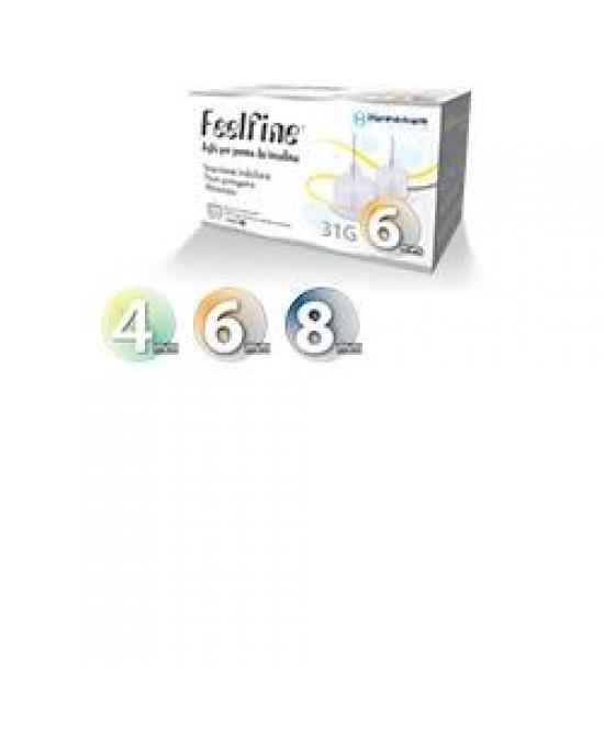 Ago Feelfine G31 6mm 100pz - Farmawing