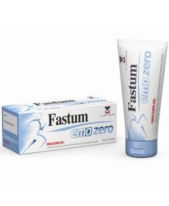 Fastum Emazero Emulsione Gel 50 ml - FARMAEMPORIO