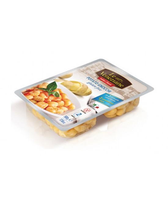 Le Veneziane Gnocchi Di Patate Pasta Senza Glutine 500g - FARMAPRIME