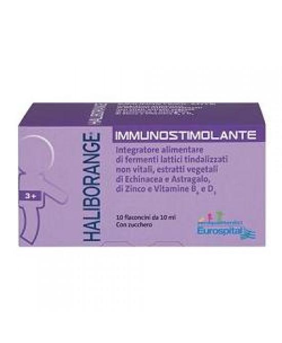 Haliborange Immunostim 10fl - Zfarmacia