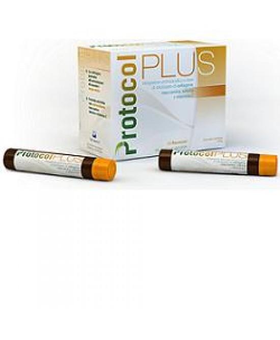 Protocol Plus 21fl 25ml - Parafarmaciabenessere.it
