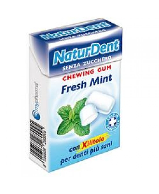 Naturdent Fresh Mint - farma-store.it