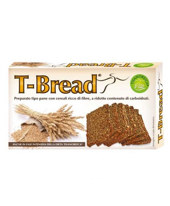Tisanoreica Style T-Bread con Cereali 96gr - La tua farmacia online