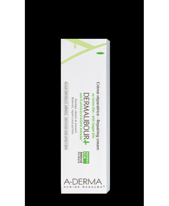 A-Derma Dermalibour+ Crema Lenitiva Ristrutturante Pelli Fragili 50 ml - La tua farmacia online