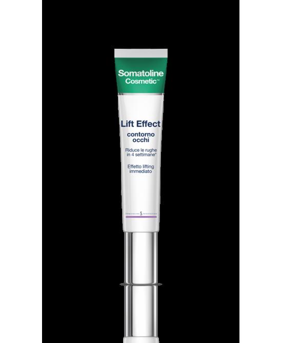 Somatoline Cosmetic Lift Effect Contorno Occhi 15ml - Farmawing
