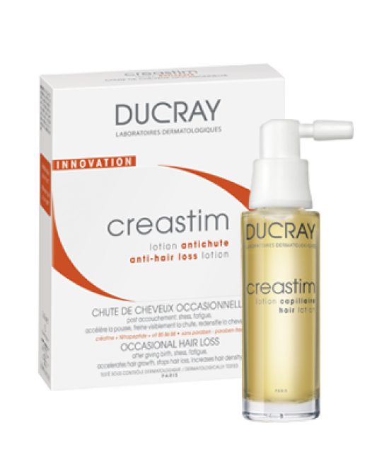 Ducray Creastim Trattamento Anticaduta Capelli Fortificante 2 Fiale 30 ml - La tua farmacia online