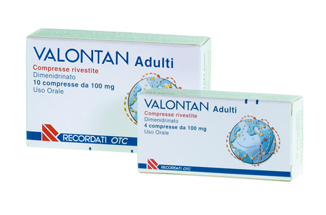 VALONTAN*4CPR RIV 100MG - Farmacia 33