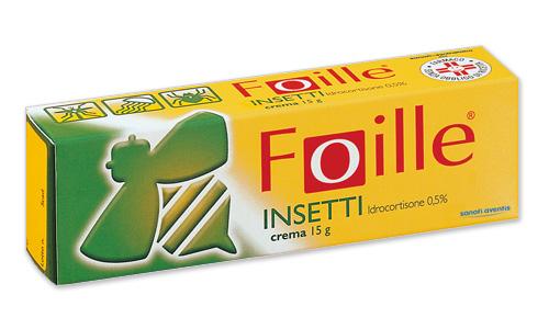 FOILLE INSETTI*CREMA 15G 0,5% - Farmastar.it