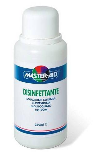 MASTER AID DISINF.*SOLUZ 250ML - Farmawing