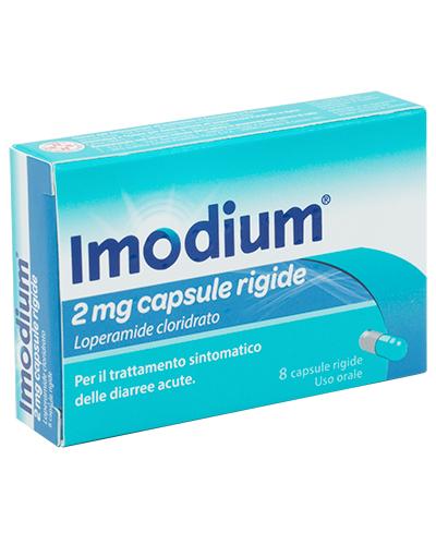 IMODIUM*8CPS 2MG - Farmawing