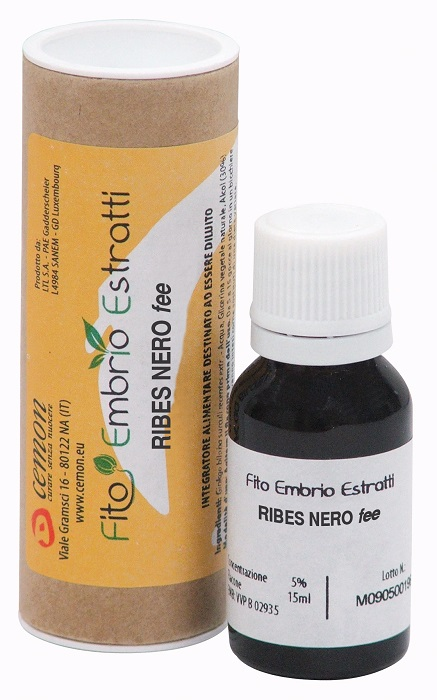 RIBES NERO FEE 15 ML RIBES NIGRUM - Farmacento