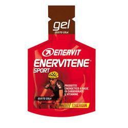 Enervit Enervitene Sport Gel Gusto Cola minipack da 25ml  - La tua farmacia online