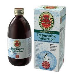 Tisanoreica Decottopia Depurativo Antartico Flacone da 250 ml - La tua farmacia online